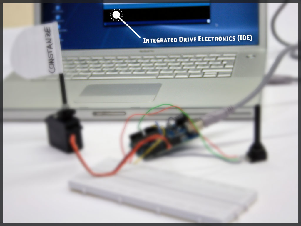 Integrated Drive Electronics (IDE)