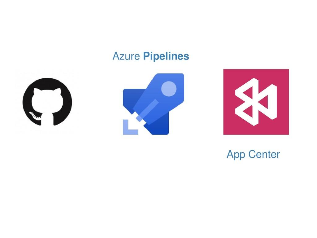 App Center Azure Pipelines