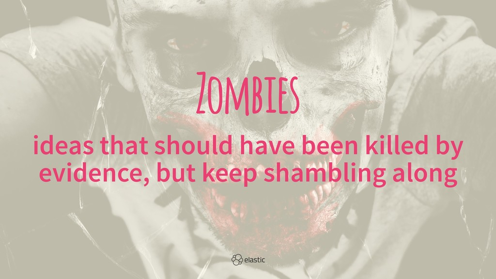 Zombies ideas that should have been killed by e...