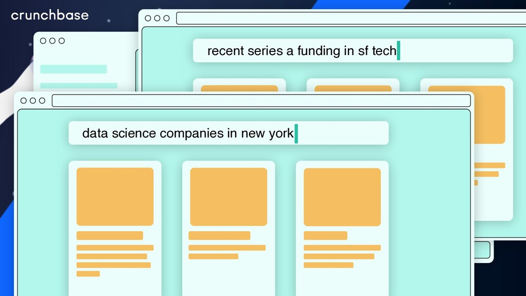 recent series a funding in sf tech data science...