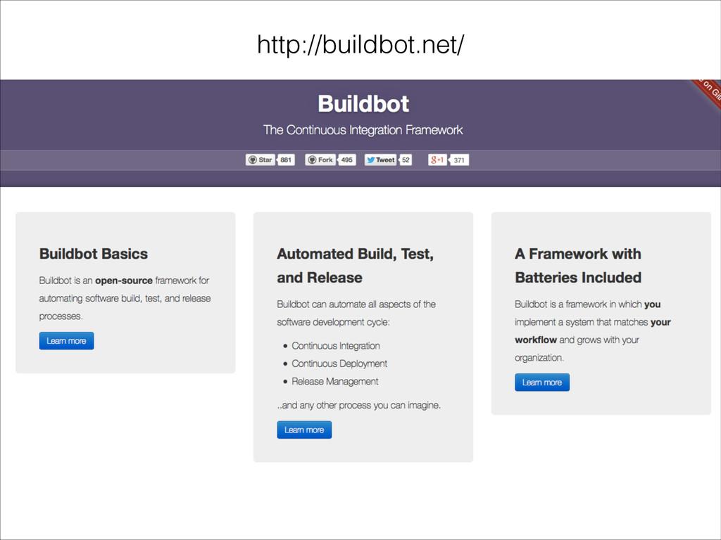 http://buildbot.net/