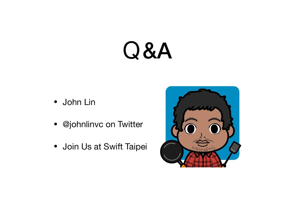 ̦&A • John Lin  • @johnlinvc on Twitter  • Join...