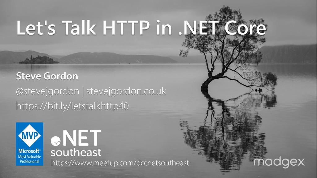 @stevejgordon www.stevejgordon.co.uk https://bi...