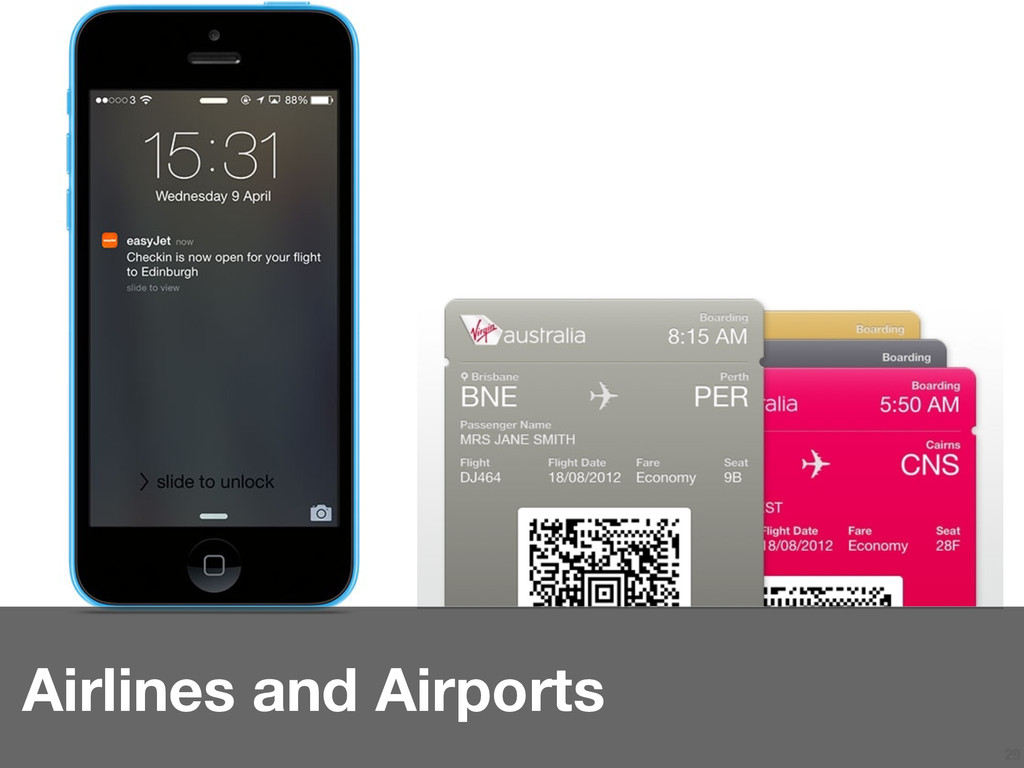29 Airlines and Airports