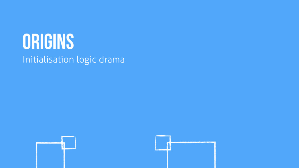 Origins Initialisation logic drama
