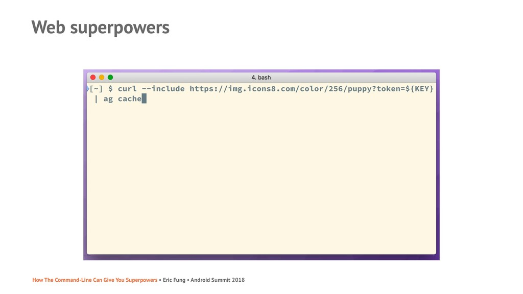 Web superpowers How The Command-Line Can Give Y...