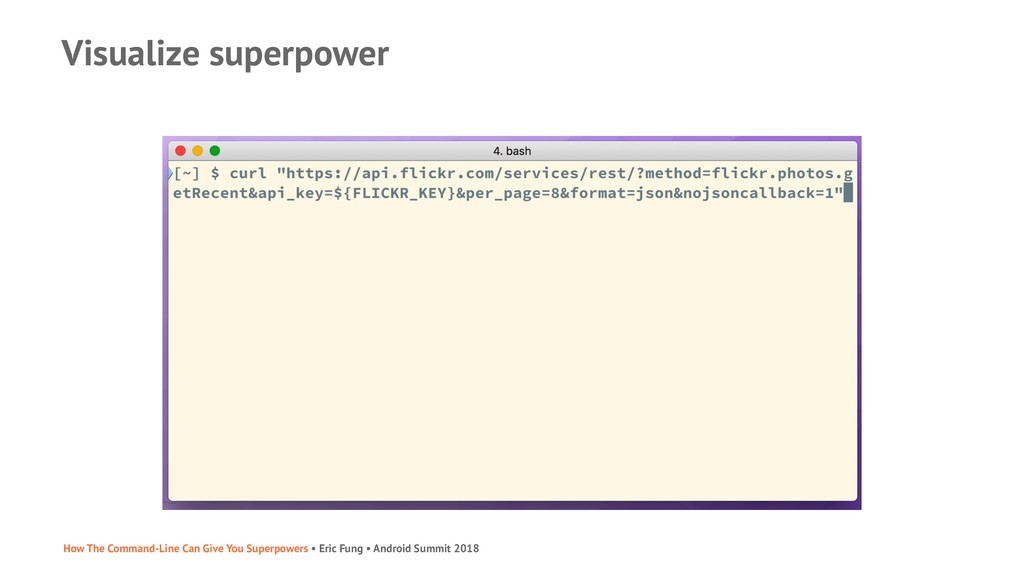 Visualize superpower How The Command-Line Can G...