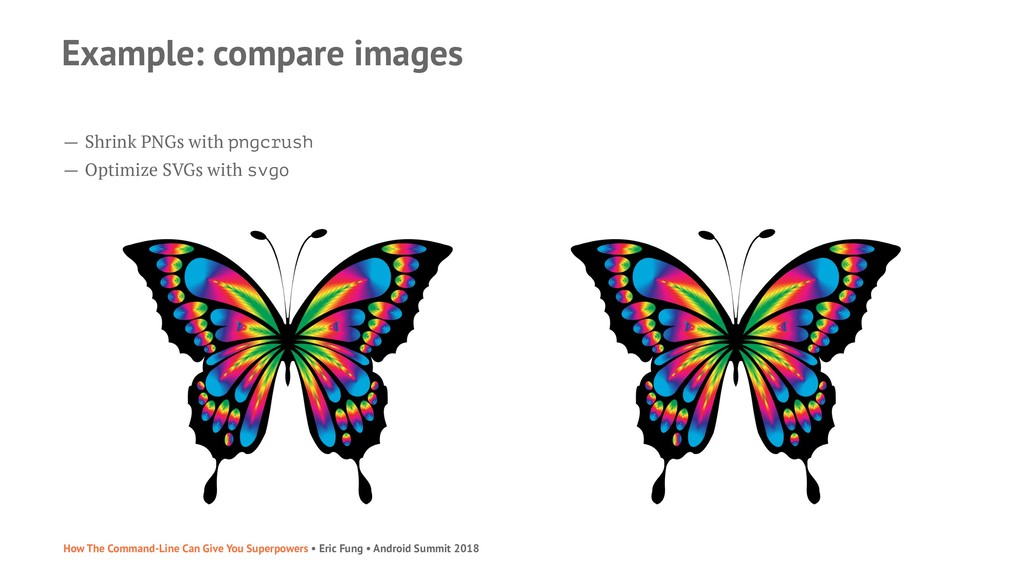 Example: compare images — Shrink PNGs with pngc...