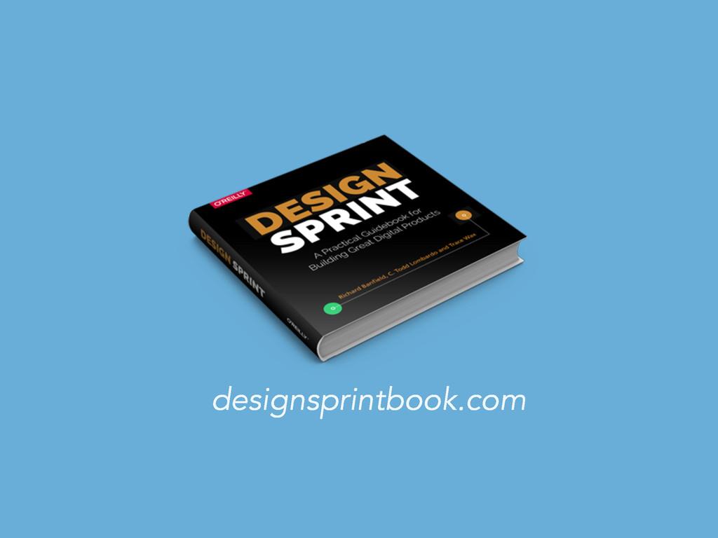 designsprintbook.com