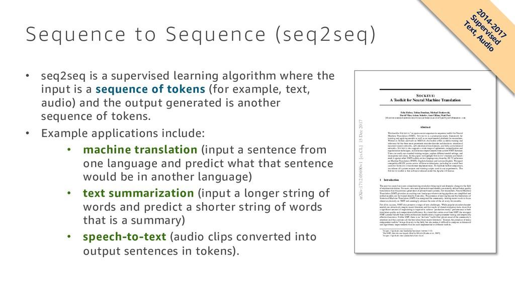 SOCKEYE: A Toolkit for Neural Machine Translati...