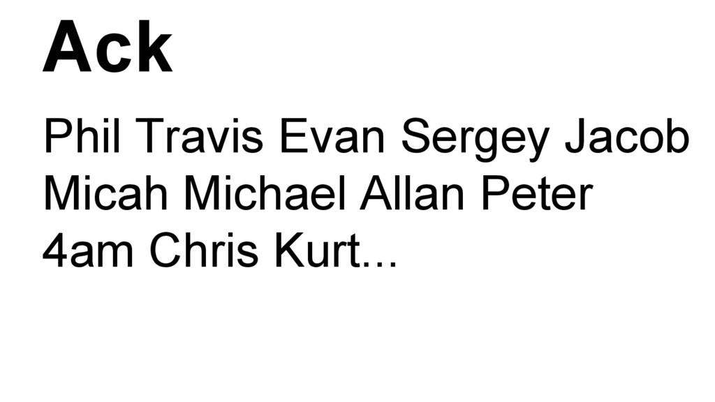 Ack Phil Travis Evan Sergey Jacob Micah Michael...
