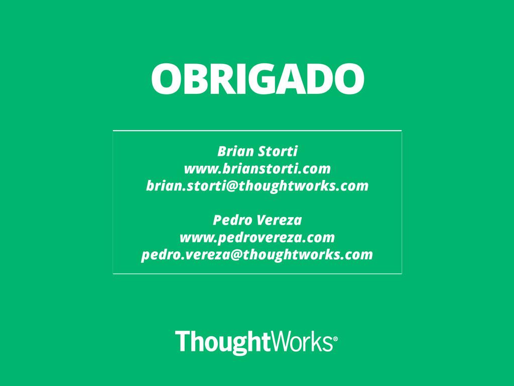 Brian Storti www.brianstorti.com brian.storti@t...