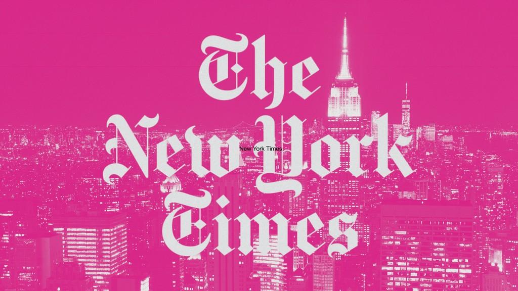 New York Times,