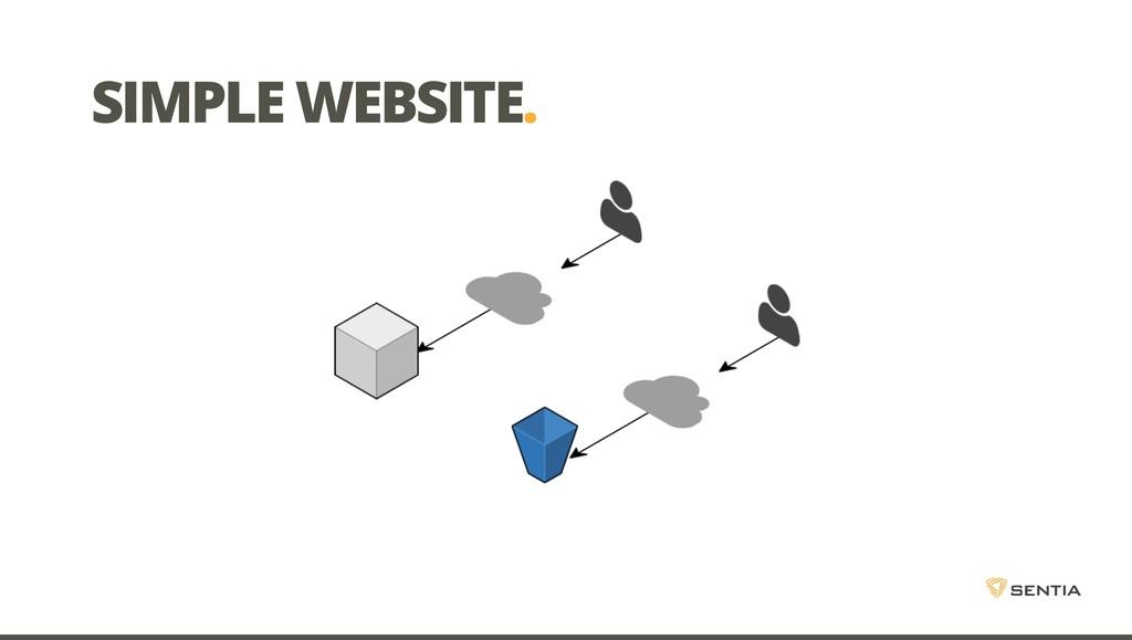SIMPLE WEBSITE.