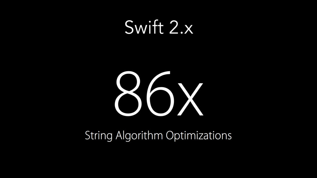 Swift 2.x