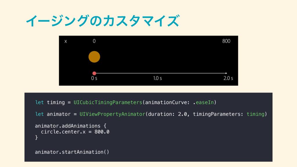 let timing = UICubicTimingParameters(animationC...
