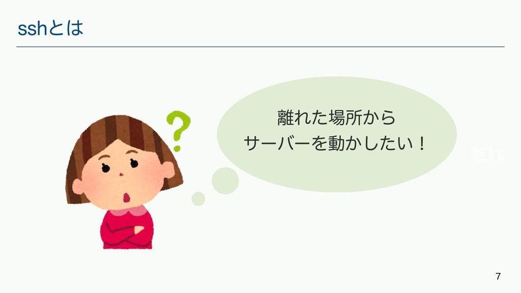 TTIͱ  Εͨॴ͔Β αʔόʔΛಈ͔͍ͨ͠ʂ Ε