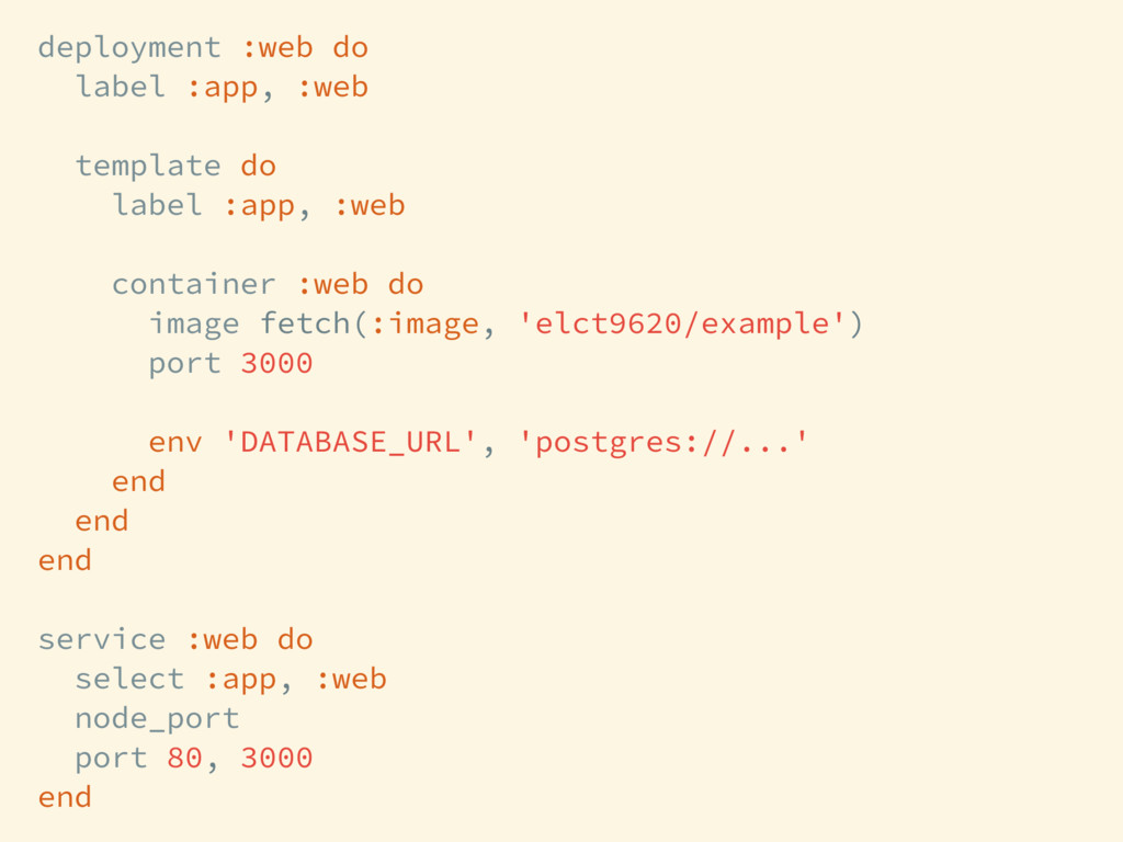 deployment :web do label :app, :web template do...