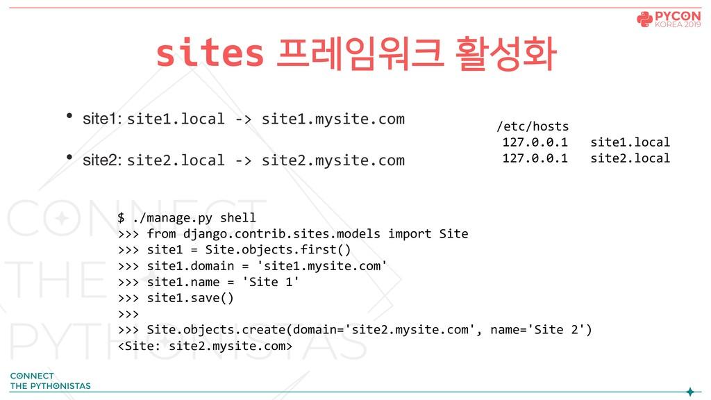 • site1: site1.local -> site1.mysite.com • site...