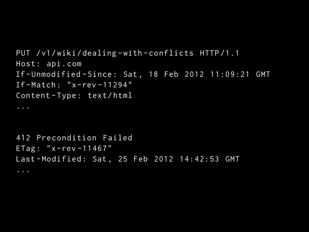 PUT /v1/wiki/dealing -with -conflicts HTTP /1.1...