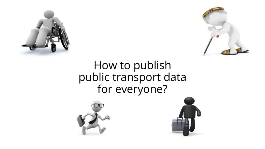 How to publish public transport data for everyo...