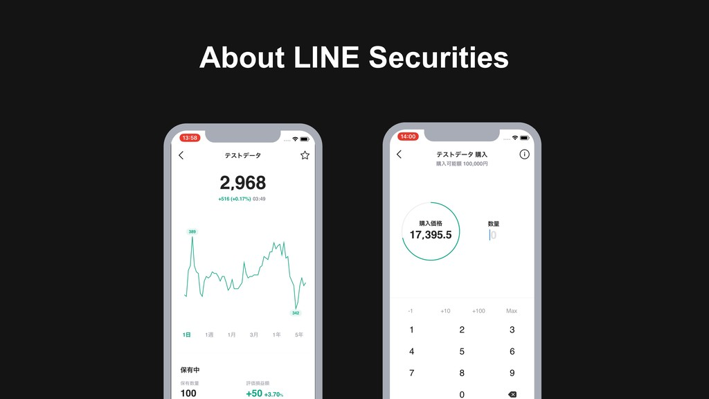 About LINE Securities