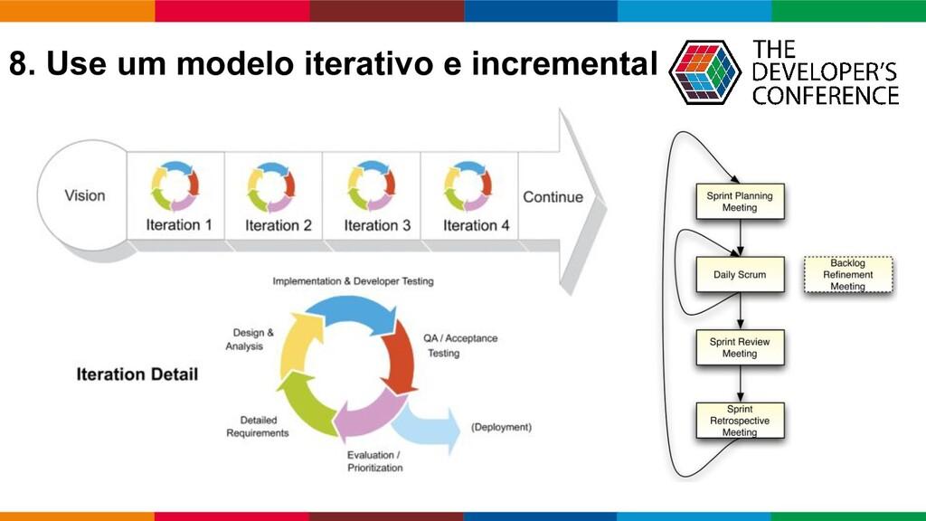 Globalcode – Open4education 8. Use um modelo it...