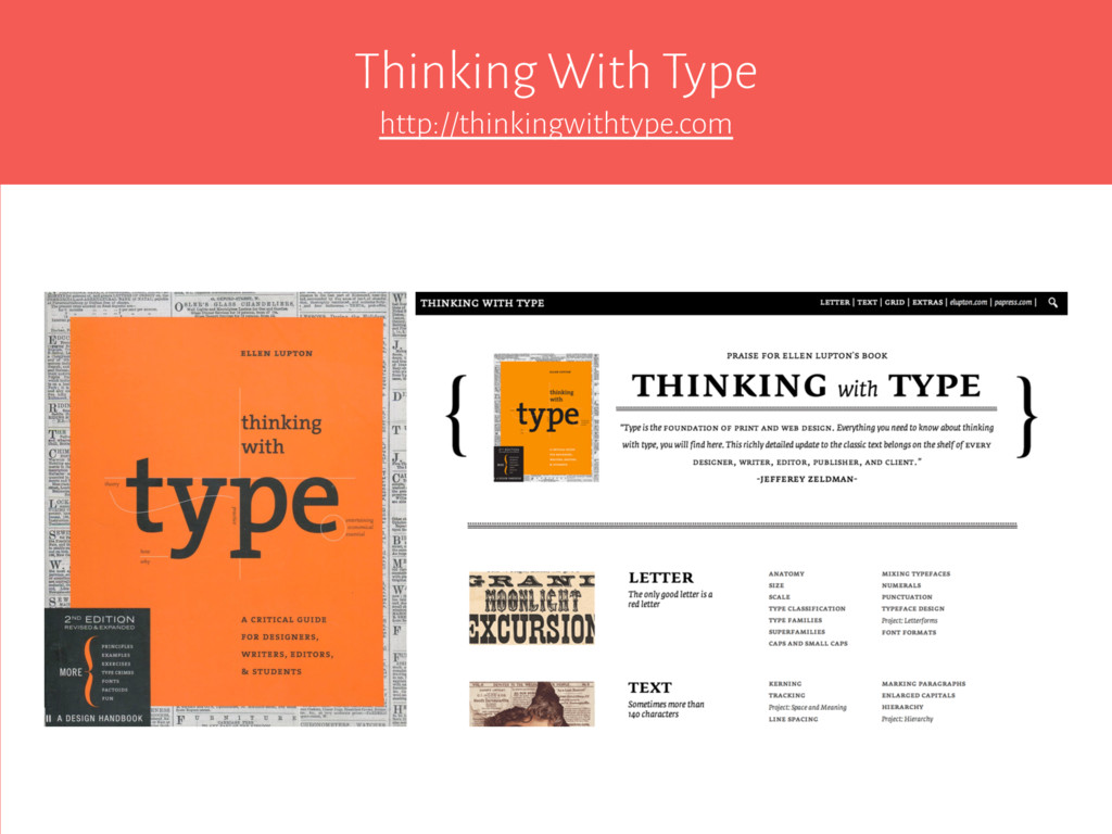 Thinking With Type http://thinkingwithtype.com
