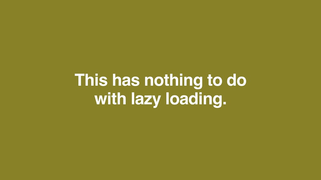 This has nothing to do 