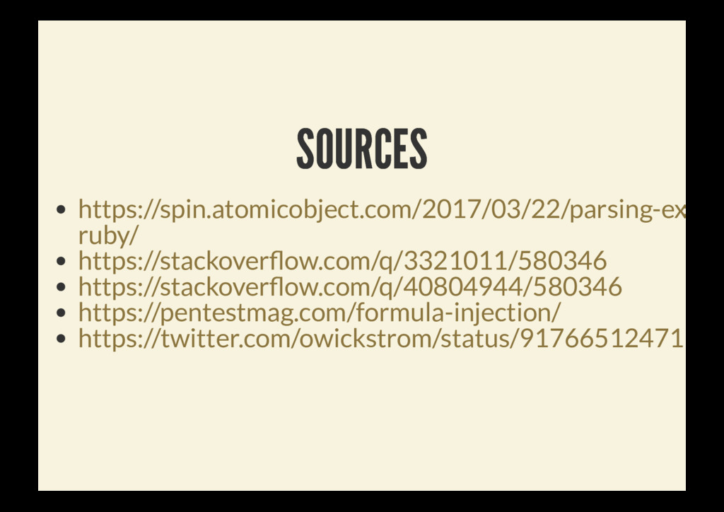 SOURCES SOURCES https://spin.atomicobject.com/2...