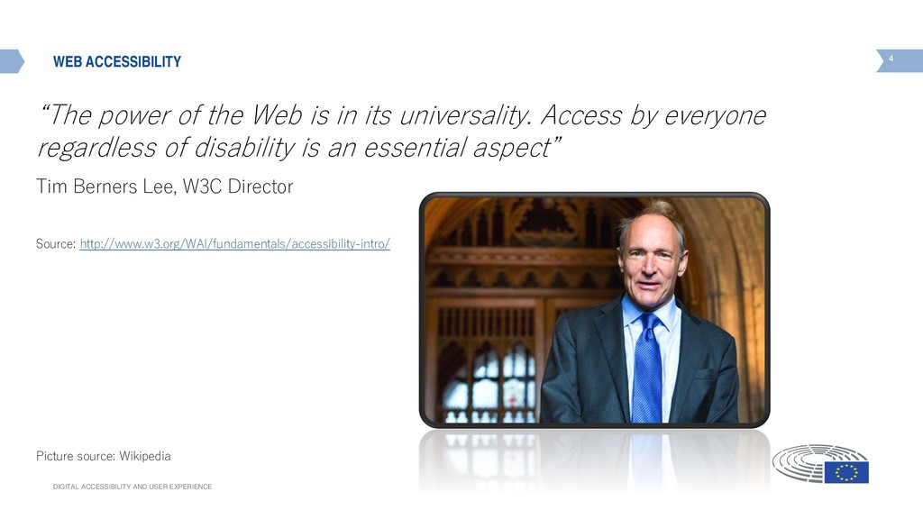 4 DIGITAL ACCESSIBILITY AND USER EXPERIENCE 4 W...
