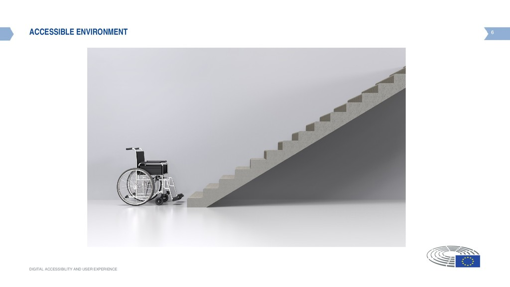 6 DIGITAL ACCESSIBILITY AND USER EXPERIENCE 6 A...