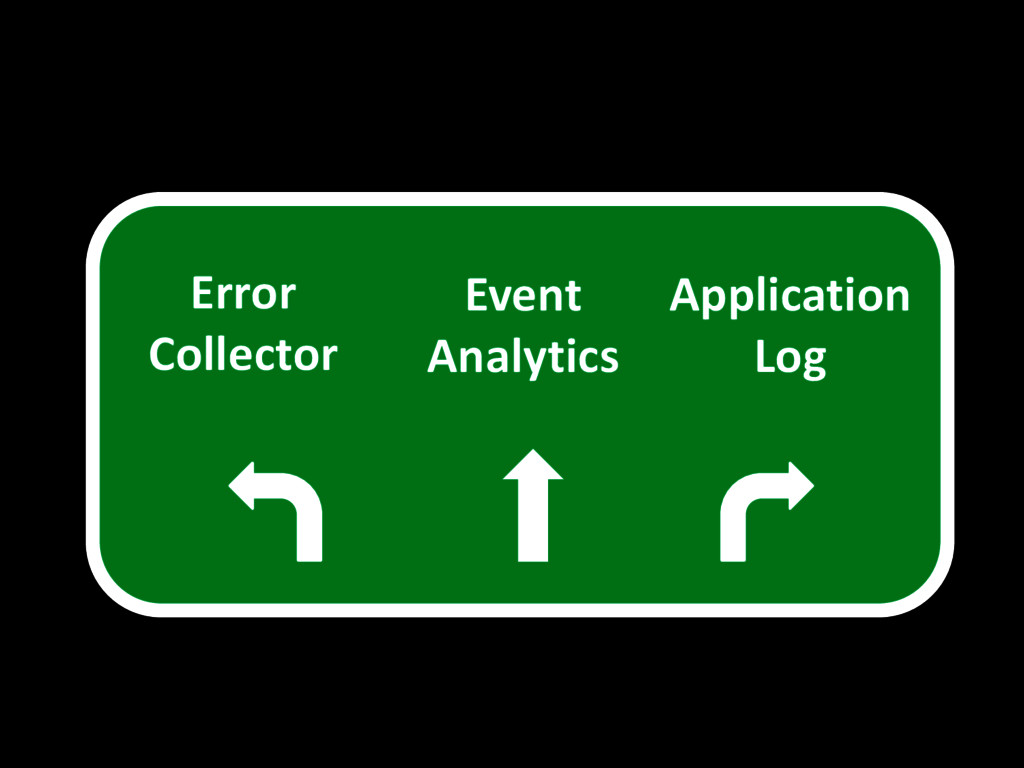 Error Collector Application Log Event Analytics