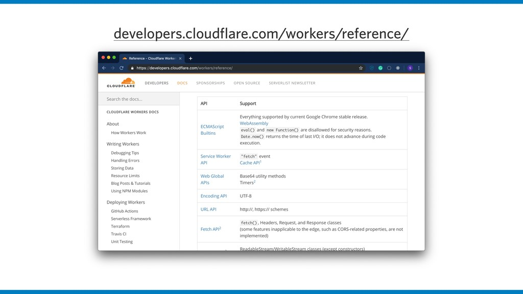 developers.cloudflare.com/workers/reference/
