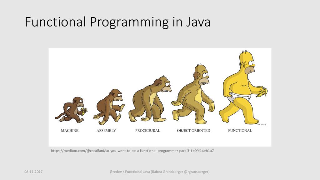 Functional Programming in Java https://medium.c...
