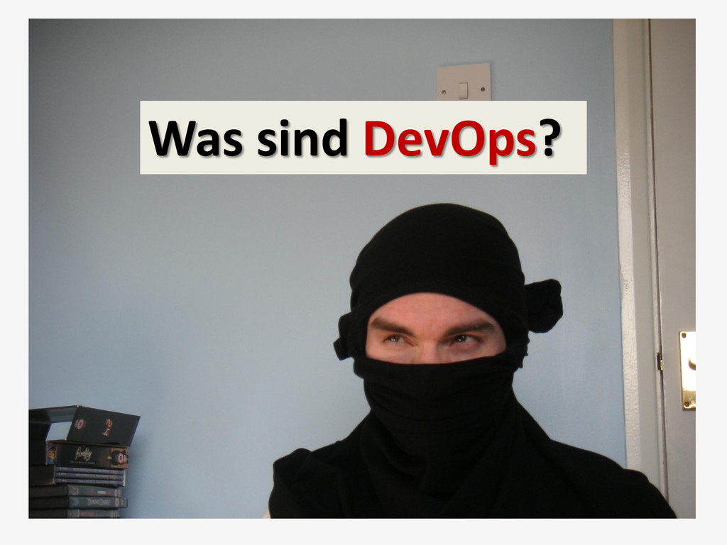 Was sind DevOps?