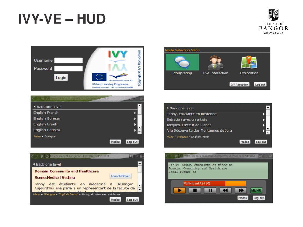 IVY-VE – HUD