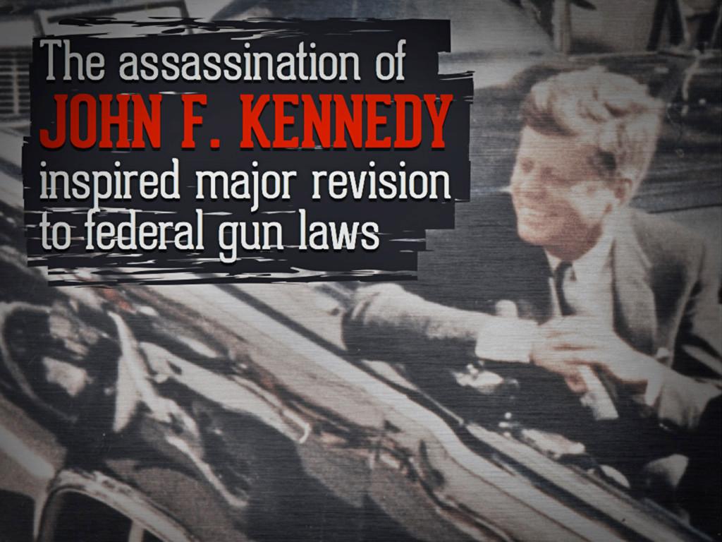 The assassination of John F. Kennedy inspired m...