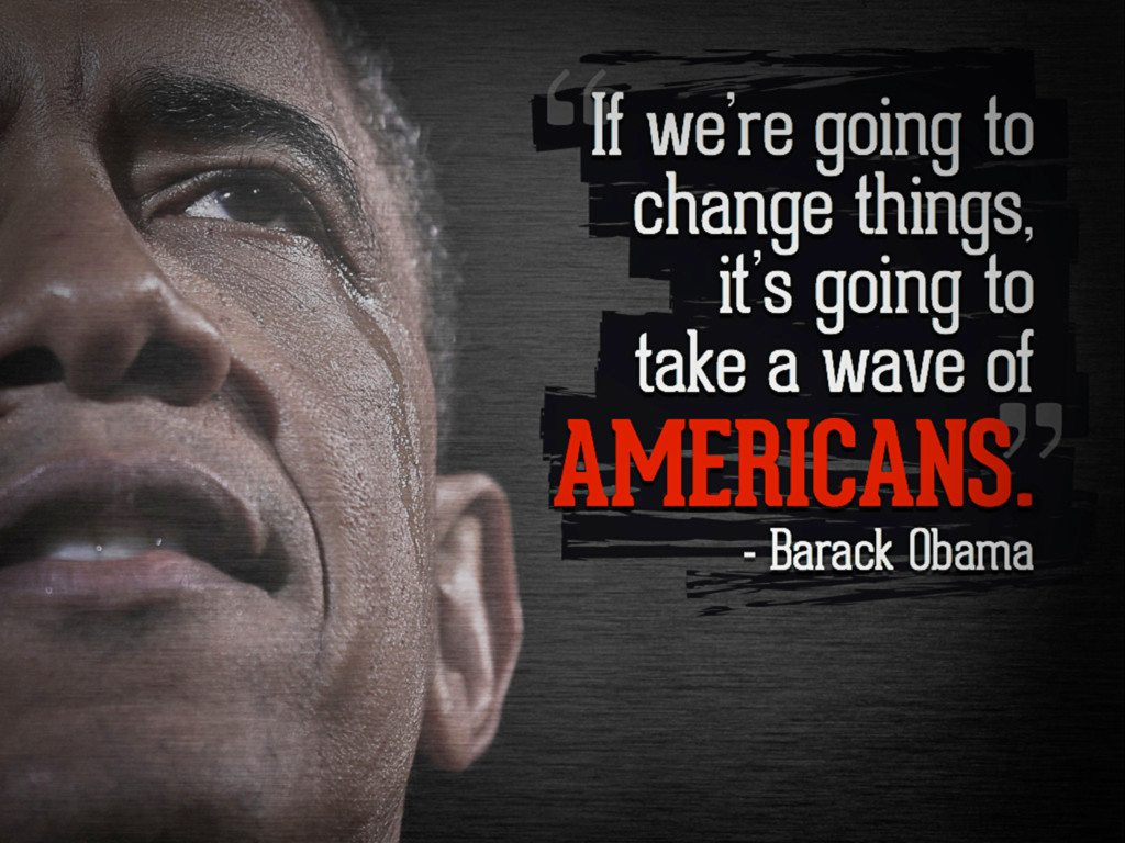 """""""If we're going to change things, it's going to..."""