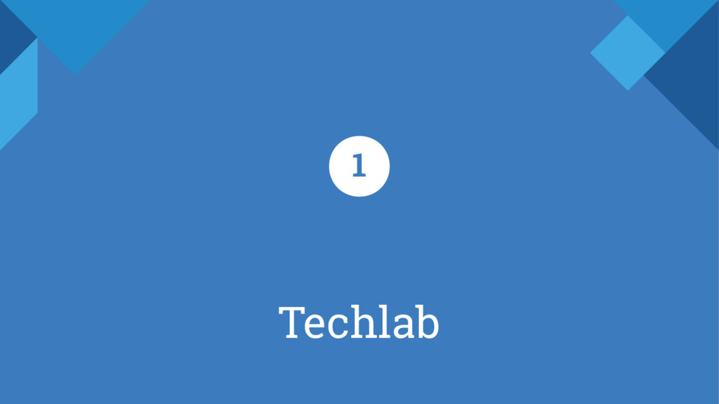 Techlab 1