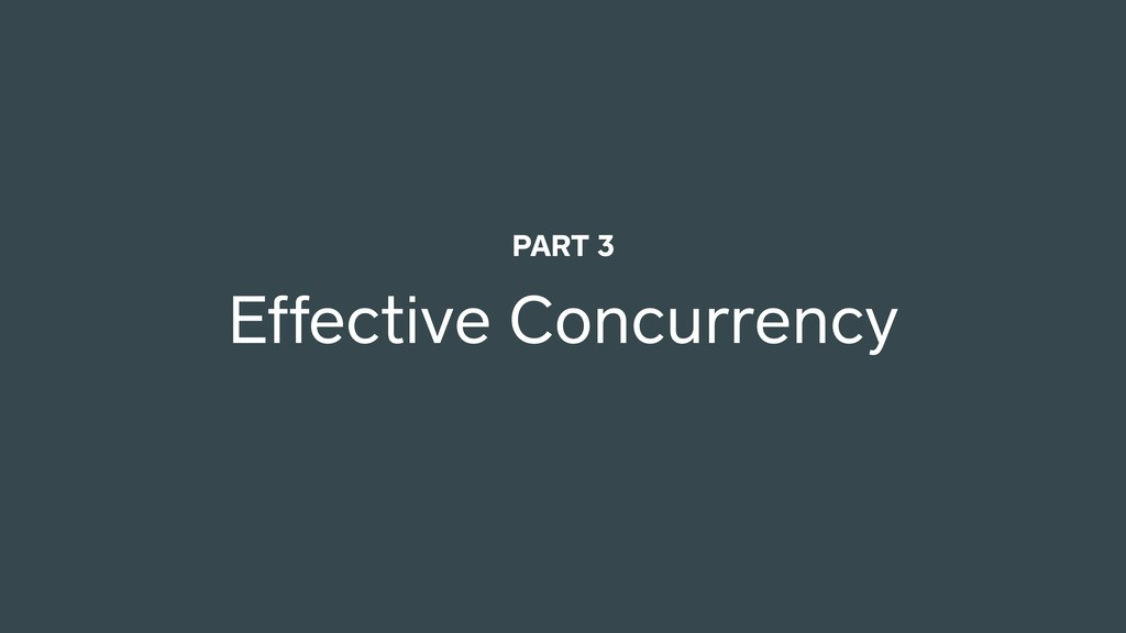 Effective Concurrency PART 3