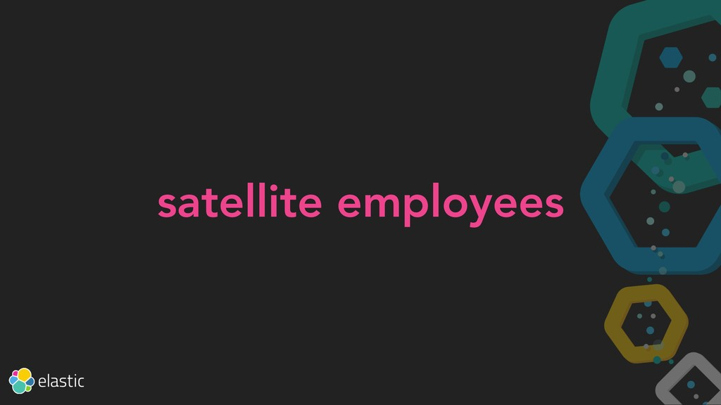 satellite employees