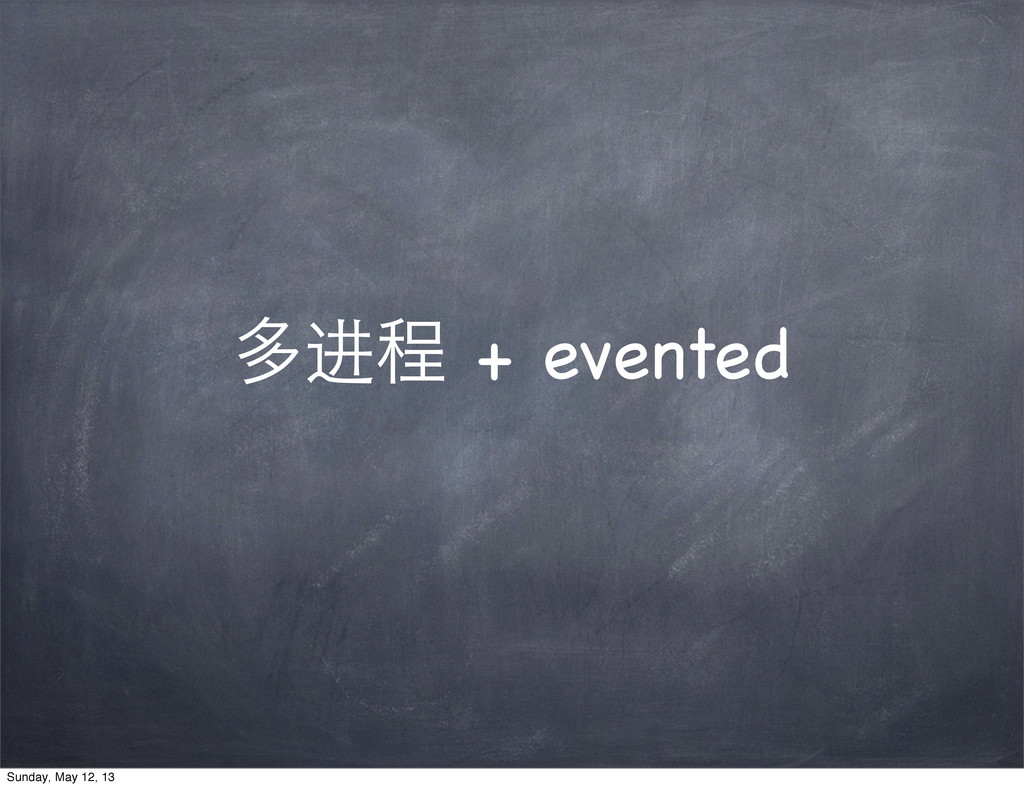 ଟ进ఔ + evented Sunday, May 12, 13