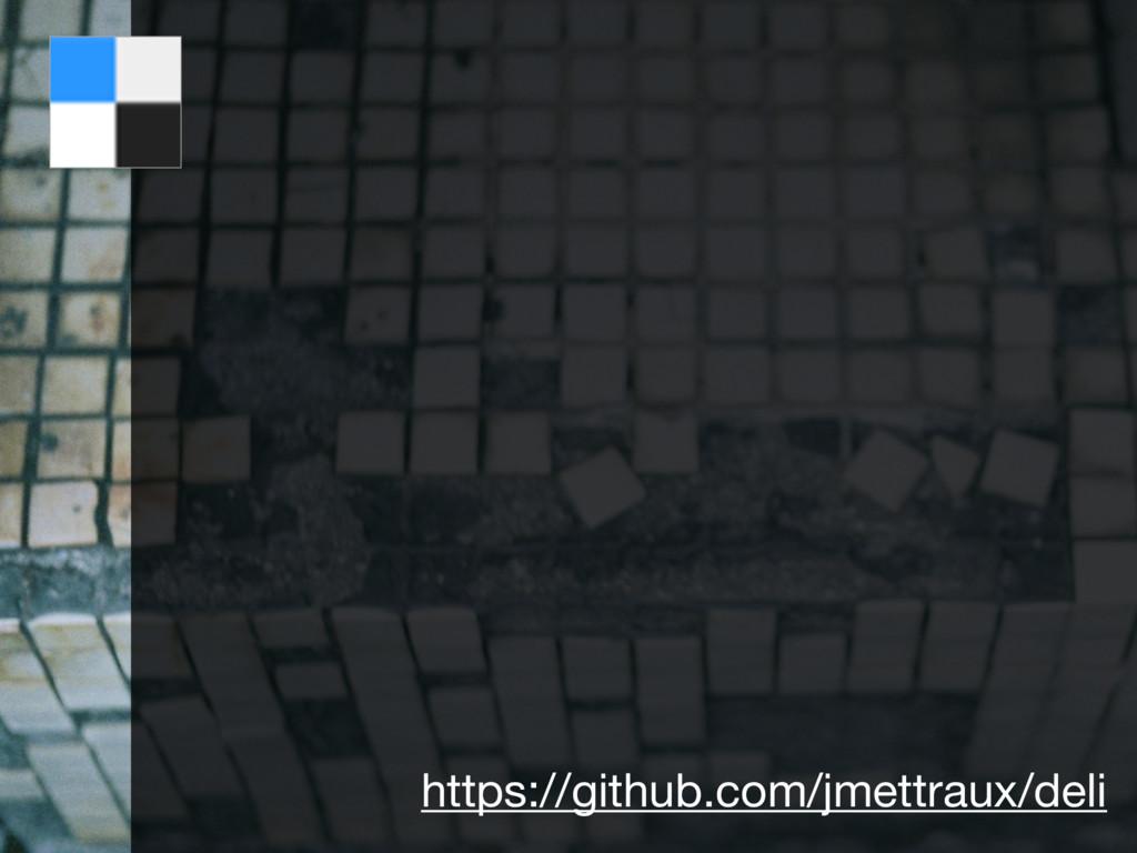 https://github.com/jmettraux/deli