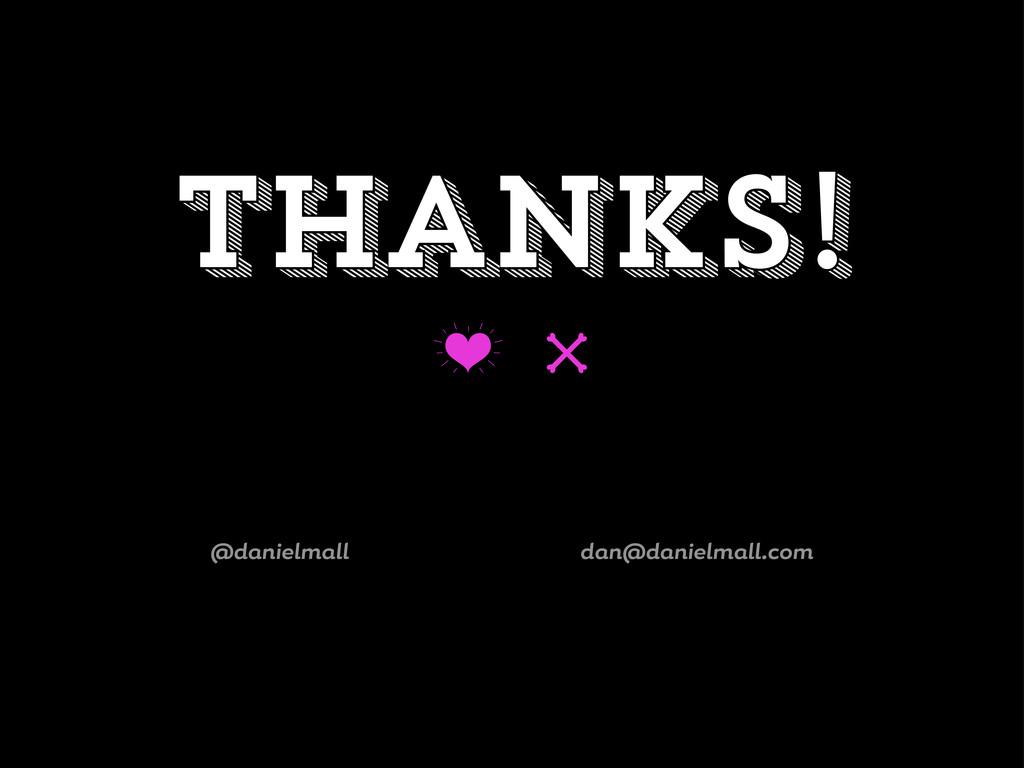 Thanks! B u @d nielm ll d n@d nielm ll.com