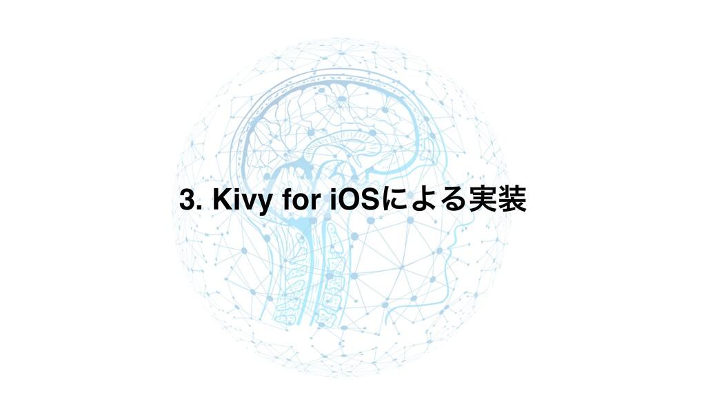 3. Kivy for iOSʹΑΔ࣮