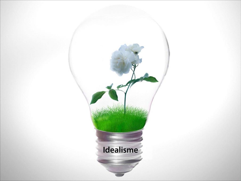 Idealisme