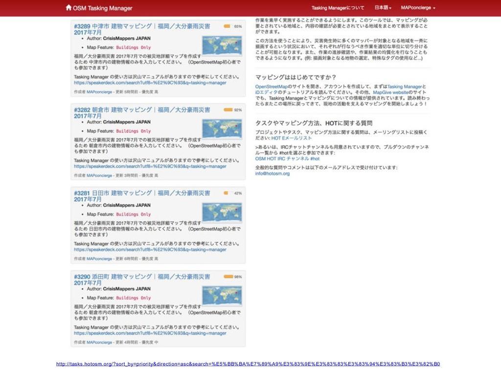 http://tasks.hotosm.org/?sort_by=priority&direc...