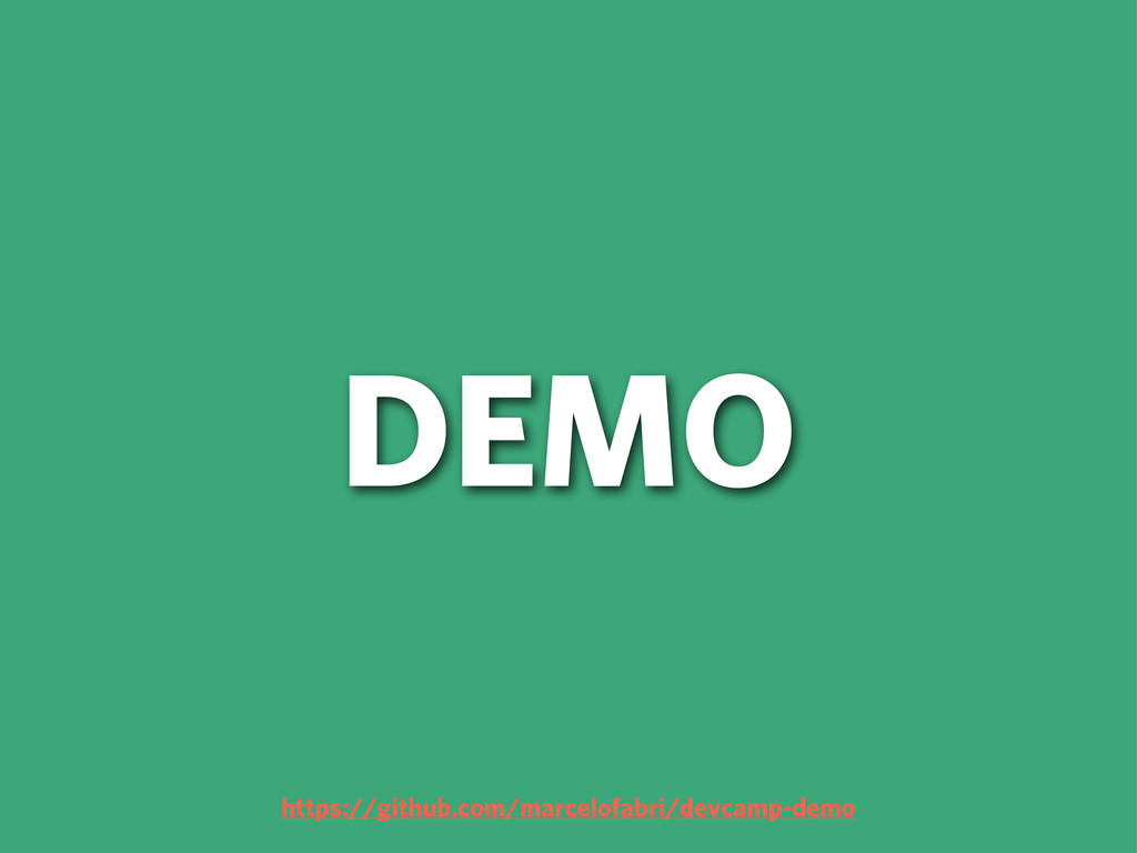 DEMO https://github.com/marcelofabri/devcamp-de...