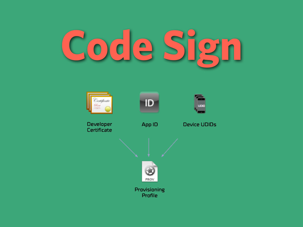 Code Sign